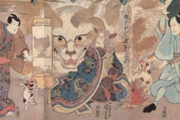 Cat Gods & Goddesses in Ancient times